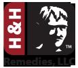 H & H Remedies Logo