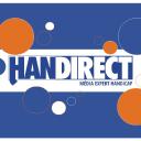 Handirect logo icon
