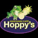 Hoppys Handwash Cafe logo icon