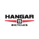 Hangar 15 Bicycles logo icon