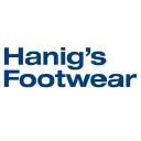 Hanig's Footwear logo icon