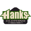 Hanks Clothing logo icon