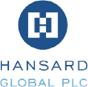 Hansard Global Plc logo icon