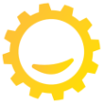 Happiness Library logo icon