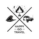 Happy Go Travel logo icon