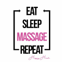 Happy Head Massage logo icon