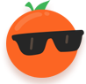 橘子娱乐 logo icon