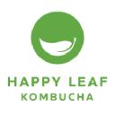 Happy Leaf Kombucha logo icon