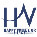 City Of Happy Valley logo icon