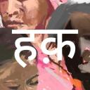 Haqdarshak logo icon
