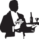 Seafood, Steaks, Raw Bar, Cocktails logo icon