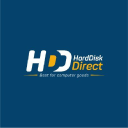 Hard Disk Direct logo icon