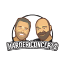 Harder Concepts logo