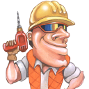Hard Hat Hosting logo icon