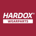 Hardox Wearparts logo icon