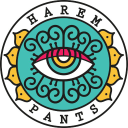 Harem Pants logo icon
