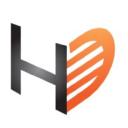 Harken Data logo icon