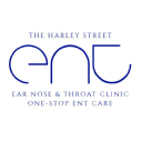 The Harley Street Ent Clinic logo icon