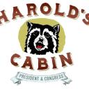 Harold's Cabin logo icon