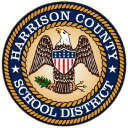 Harrison County of logo