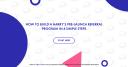 Harry's Pre Launch Referral Program logo icon