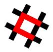 Hashcube logo icon