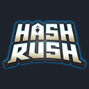 Hash Rush logo icon