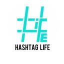 ~ Hashtag Life logo icon