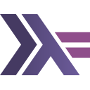 – Haskell logo icon