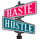 Haste And Hustle logo icon