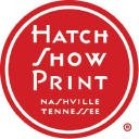 Hatch Show Print logo icon