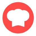 Hatcook ¿Qué Cocino Hoy? logo icon