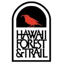 Hawaii Forest & Trail logo icon