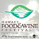 Hawaii Food And Wine Festival logo icon