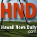 Hawai`i News Daily logo icon