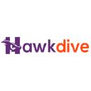 Hawkdive logo icon