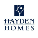 Hayden Homes logo icon