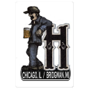 Haymarket Pub & Brewery logo icon