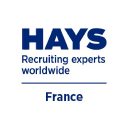 HAYS TRAVAIL TEMPORAIRE - Send cold emails to HAYS TRAVAIL TEMPORAIRE