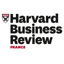 Harvard Business Review France logo icon