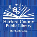 Harford County Public Library logo icon