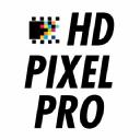 Hd Pixel Pro logo icon