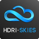 Hdri Skies logo icon