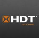 Hdt Global logo icon