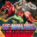 He Man logo icon