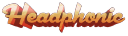 Headphones logo icon