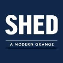 Healdsburg Shed logo icon