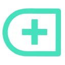 Healthable logo icon