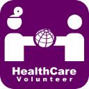 Health Care Volunteer logo icon