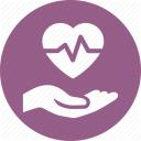 Health Grad logo icon
